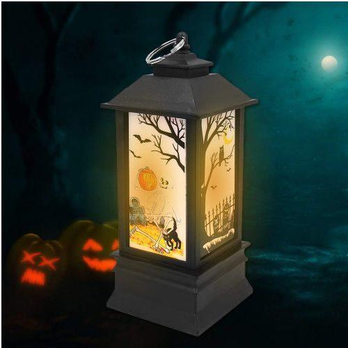 Lámpara de Llama