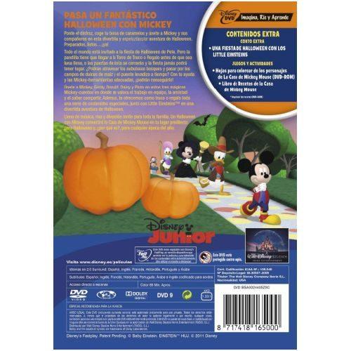 Un Halloween con Mickey