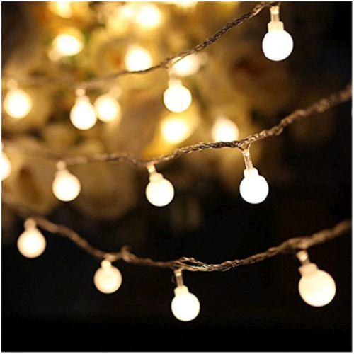 Cuerda de Luces Blancas