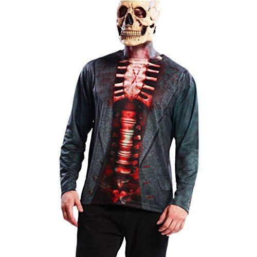 Camiseta Skeleton Adultos
