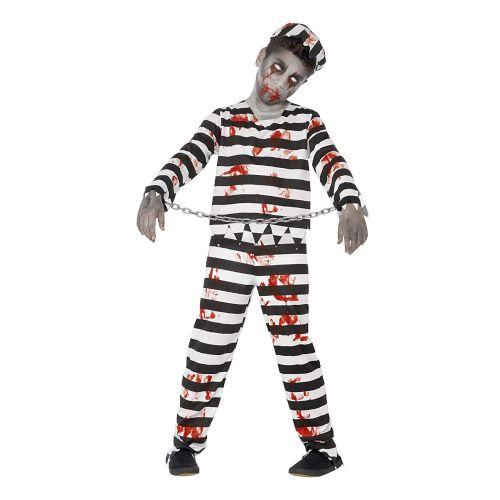 Disfraz Zombi Convicto