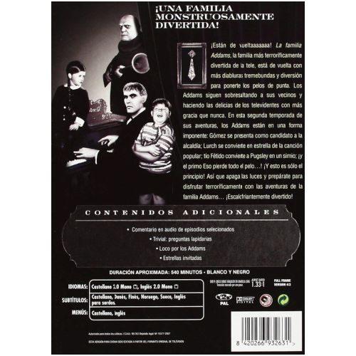 La Familia Addams Temporada 2