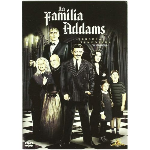 La Familia Addams Temporada 3