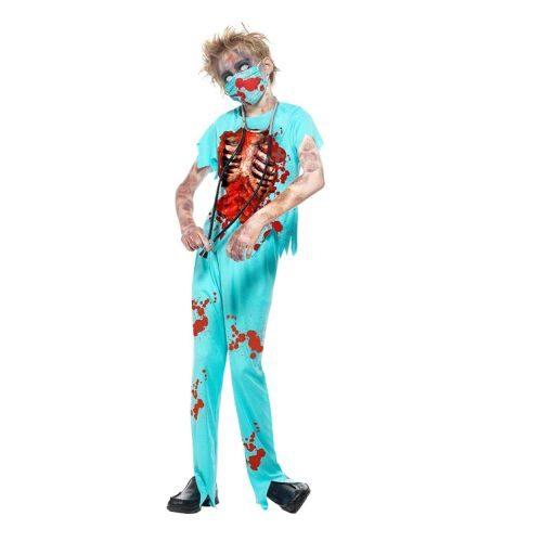 Disfraz Doctor Zombi