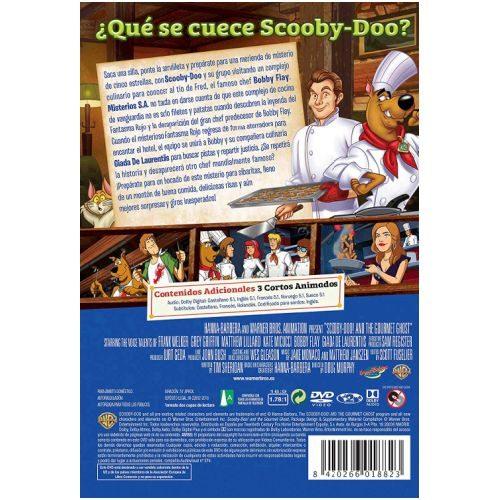 Scooby Doo y el Fantasma Gourmet
