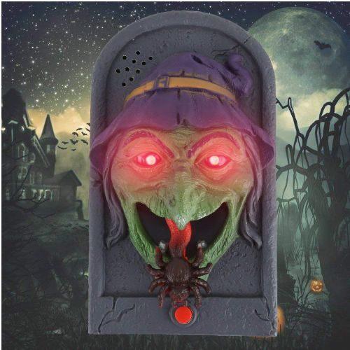 Timbre de Halloween