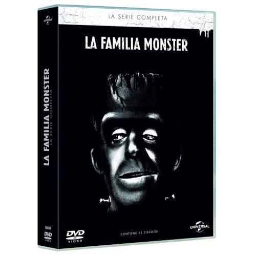 La Familia Monster Temporada 1 y 2