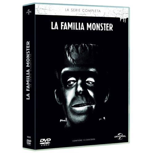 La Familia Monster Temporada 1 y 2