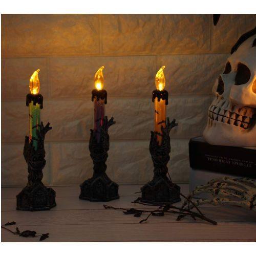 Porta Vela Halloween