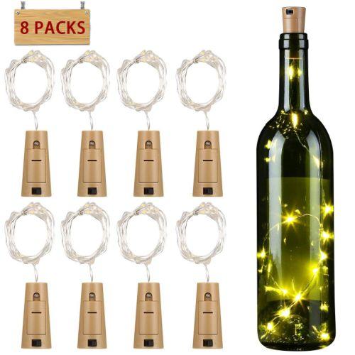 Luz Ambiente Botellas