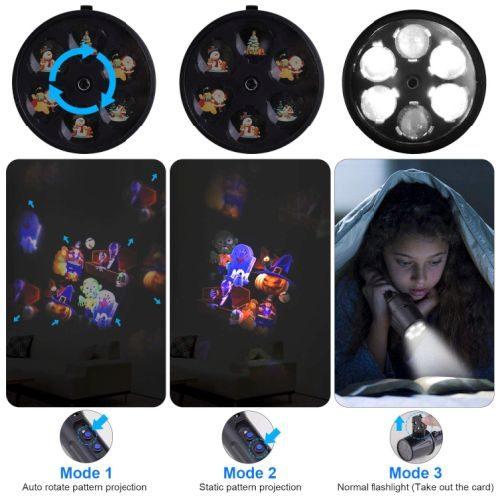 Linterna Proyector