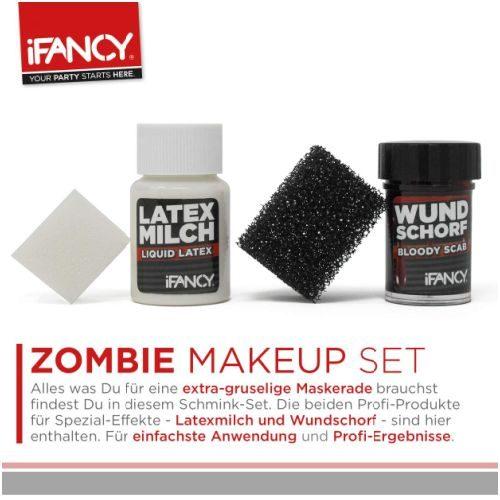 Set Maquillaje Zombie