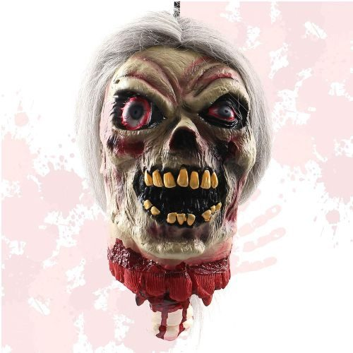 Cabeza Colgante de Zombie