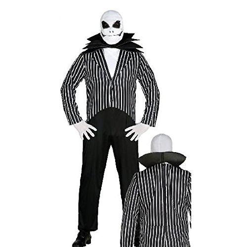 Disfraz de Skeleton