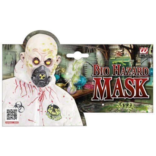 Mascara Peligro Biológico