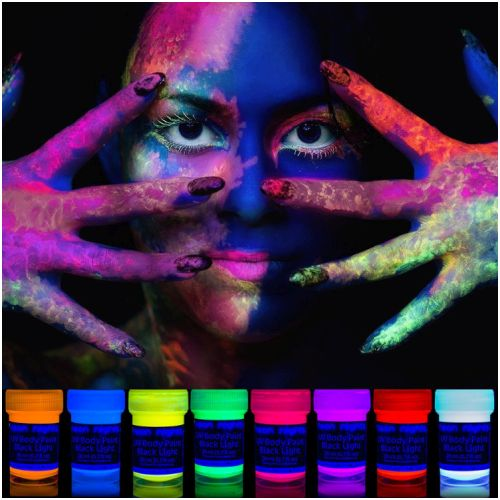 Pintura Corporal UV