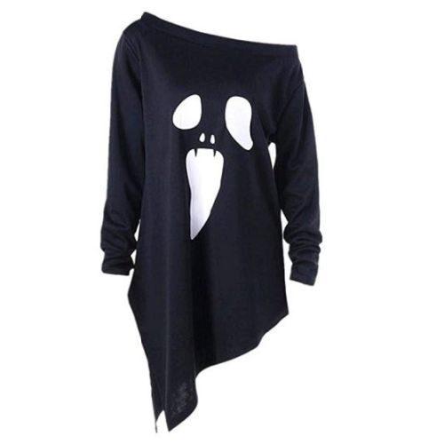 Blusa Fantasma Mujer