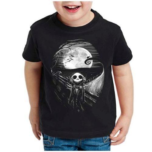 Camiseta Niños Halloween