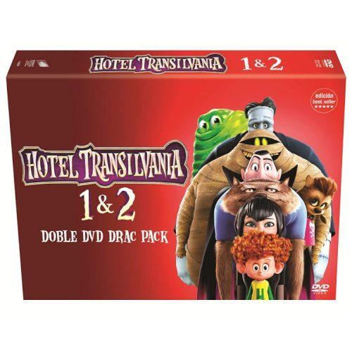 Pack Hotel Transilvania 1 y 2