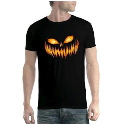 Camiseta Negro Hombre