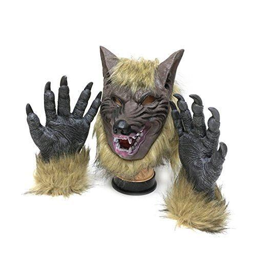 Mascara de Lobo