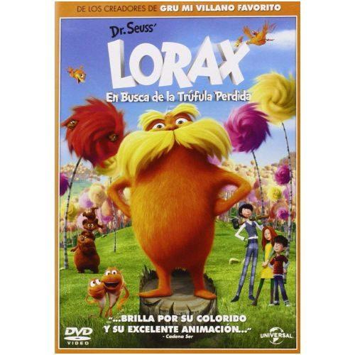 Lorax en Busca de La Trúfula Perdida
