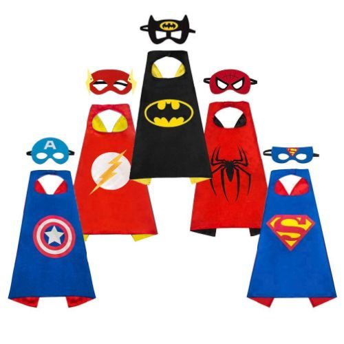 Capa Superhéroe