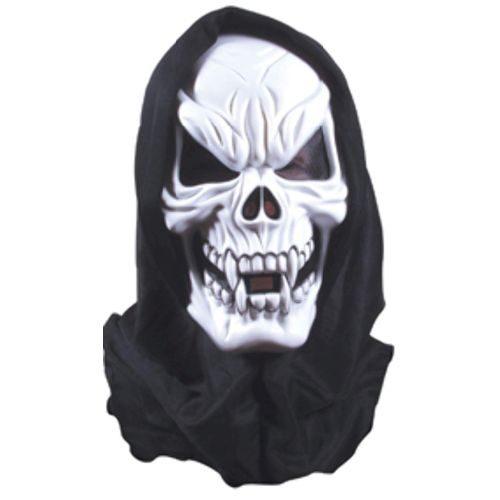 Mascara Esqueleto Capucha