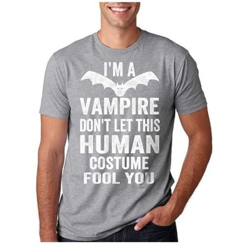 Camiseta Vampiro Hombre