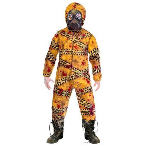 Disfraz Zombie Cuarentena