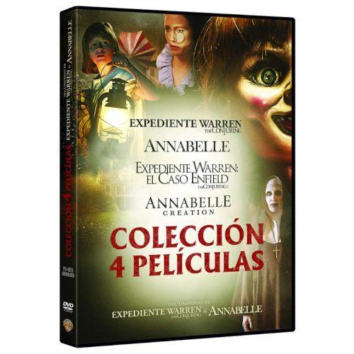 Colección 4 Películas
