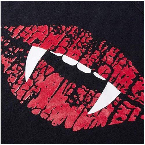 Camiseta Vampiro Mujer