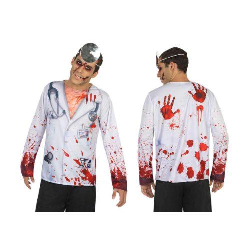 Camiseta Sangrienta Hombre