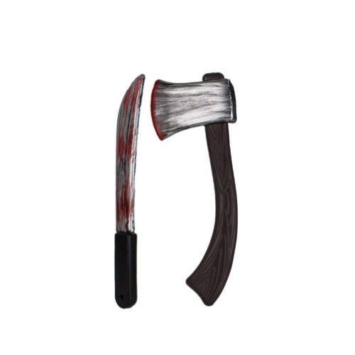 Cuchillo y Hacha