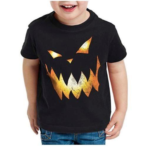 Camiseta Calabaza Niños