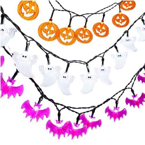 Guirnalda Calabazas Halloween