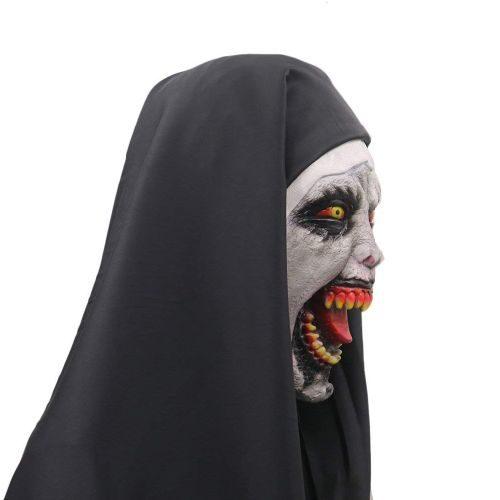 Mascara Monja Halloween