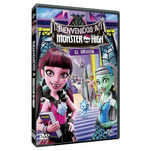 Bienvenidos a Monster High