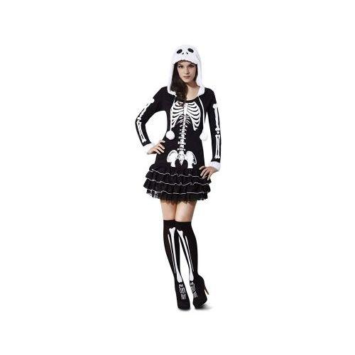 Disfraz Esqueleto Descarada