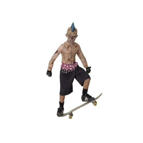 Disfraz Skater Zombie