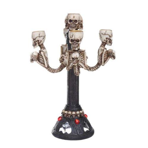 Candelabro Skeleton