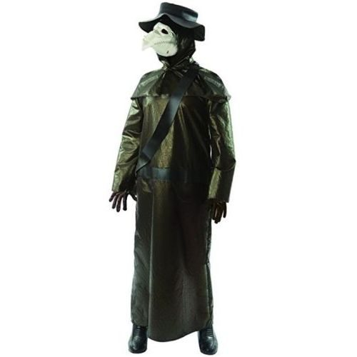 Disfraz de Doctor Peste Medieval