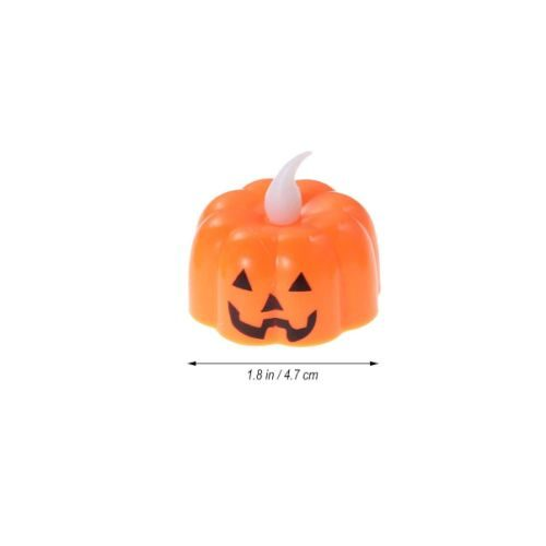 Vela Calabaza Halloween